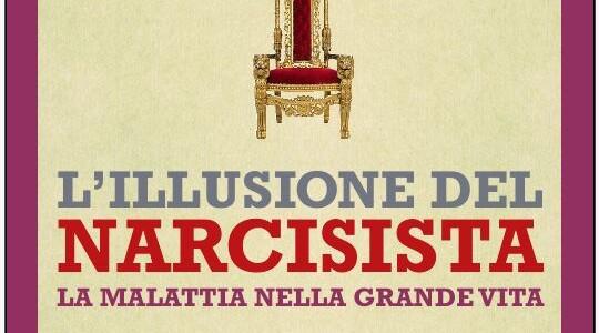 L'ILLUSIONE DEL NARCISISTA di Giancarlo Dimaggio in uscita il 13 ottobre