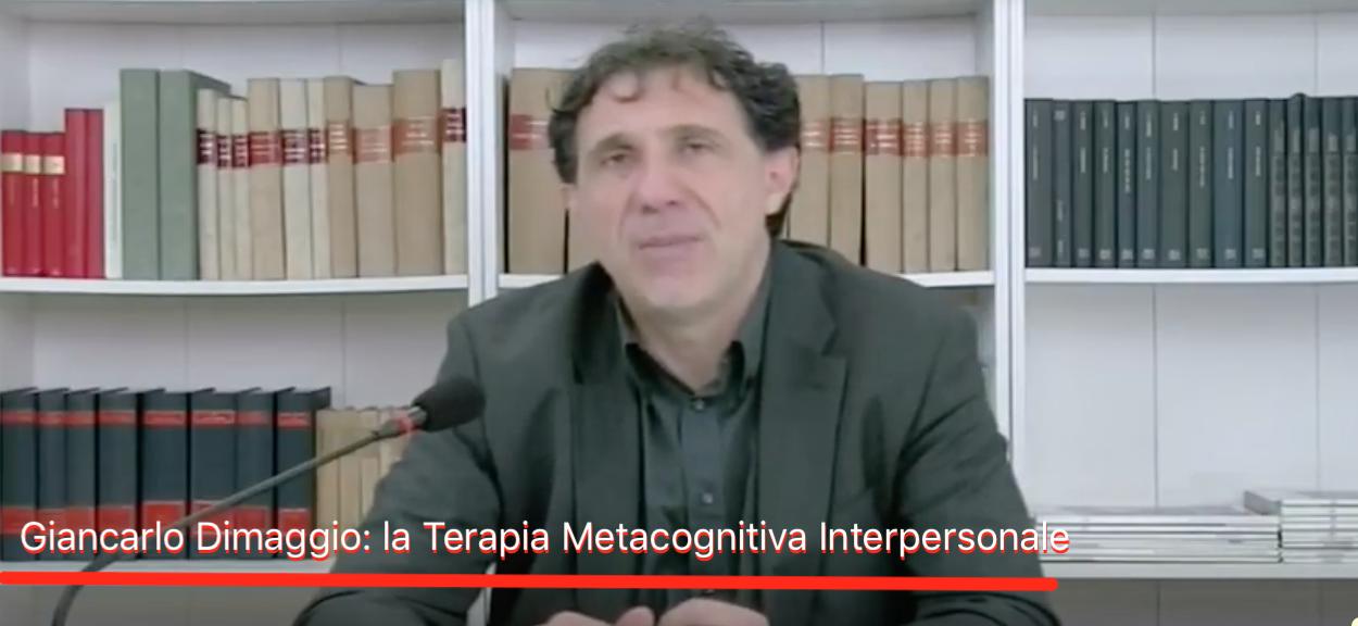Giancarlo Dimaggio Video 1