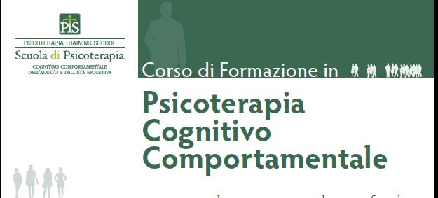 Corso di Formazione in Psicoterapia Cognitivo Comportamentale