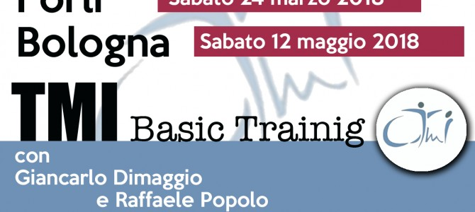 TMI Basic Training – Forlì e Bologna