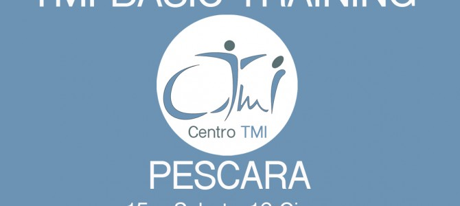 TMI Basic Training Pescara 2018