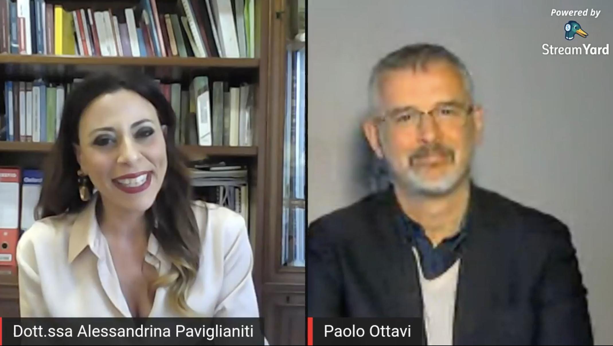Screenshot Ottavi Paviglianiti video